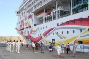 Se  va recuperando poco a poco turismo  marítimo en nuestro Estado