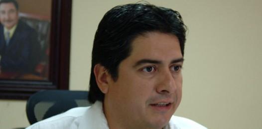 Karim Francisco Martínez Lizárraga, procurador General de Justicia en el estado.