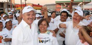 En el portal informativo,  el periodista Federico Arriola informó que el presidenciable Peña Nieto había convencido a Marcos Covarrubias de abandonar las filas del PRD e incorporarse al tricolor como candidato a la gubernatura sudcaliforniana.