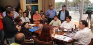 En reunión pública, Narciso Agúndez ofreció a la familia Hernández Ascencio que la orden de aprehensión y la orden de extradición sería pronta y expedita, pero transcurre el tiempo y de acuerdo al derecho eso está lejos de ocurrir, porque va a terminar el sexenio y la orden de extradición no va a salir.