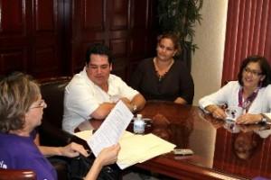 El GRUPO PROMESA, gestiona que se haga las ampliaciones necesarias en el Centro de Salud de la colonia El Zacatal en San José del Cabo.