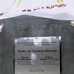 Don Roberto González Barrera, Presidente del Consejo de Banorte, y el Gobernador de Nuevo León, Rodrigo Medina, colocaron la Primera Piedra del Centro de Contacto Banorte, en Monterrey.