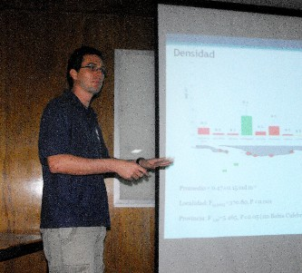 UABCS estudia el estado e impacto de las poblaciones de diadema mexicanum en los arrecifes coralinos del Pacífico Oriental Tropical.