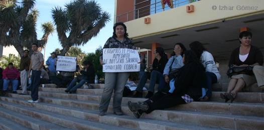 El Sindicato Único de Trabajadores del Colegio de Bachilleres del Estado de Baja California Sur (SUTCBEBCS) ya recibió el pago que tenía pendiente.