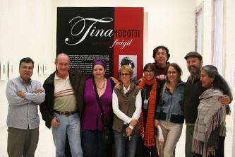 Tina Modotti, una vida frágil, título que lleva la exposición de la fotógrafa italiana, se encuentra en el Centro de Culturas Populares e Indígenas de Baja California Sur. Quedó abierta al público este viernes 3 de diciembre, permanecerá expuesta hasta el día 30 del mismo mes.
