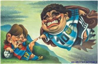 Messimaradona