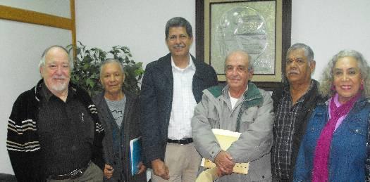 Se constituyó formalmente la Asociación de Jubilados y Pensionados de la UABCS.