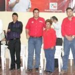 El dirigente estatal de la CTM Amadeo Murillo Aguilar, dijo que él mismo ha constatado en los demás municipios del estado, cómo Ricardo Barroso Agramont avanza en las preferencias, subiendo 12 puntos en apenas una semana.