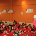 En reunión celebrada en la sede de la Sección 118 del Sindicato Minero en Santa Rosalía, en compañía del candidato a presidente municipal Felipe Prado, Bautista, el abanderado de la alianza PRI-PVEM escuchó con atención la problemática que enfrentan los obreros y sus familias.