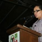 """""""Los ciudadanos no somos tontos; por décadas hemos aceptado imposiciones autoritarias, pero ya no vamos a seguir permitiendo tanto despilfarro de la élite política, a nuestra costa"""", dijo la señora Hinojosa Oliva."""