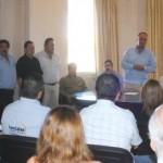 En Cabo san Lucas, una nueva oleada de activistas de Antonio Agúndez, fueron colocados en dependencias delegacionales.