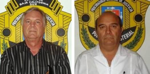 David Romero Mandich y Rafael Ramírez Cabañas