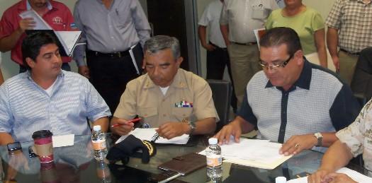 Alfredo Porras Domínguez, secretario General de Gobierno.