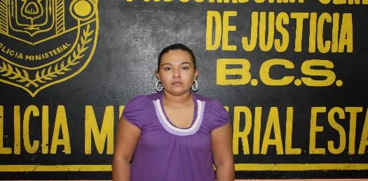 Gabriela Sayonara Rojas Castro.