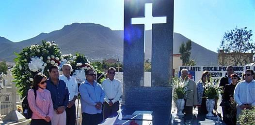 Alvarado Arámburo fue el segundo gobernador constitucional de Baja California Sur luego de que se convirtiera de territorio a estado libre y soberano y gobernó en el periodo de 1981 a 1987.