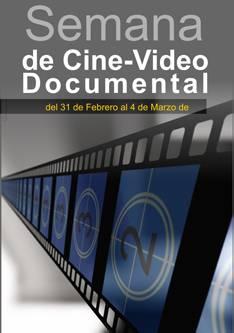"""Inicia este lunes la """"Semana de Cine-Video Documental"""