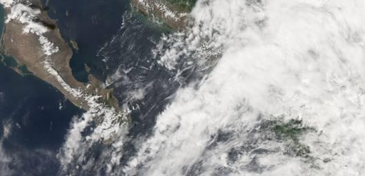 """Este año podría ser benéfico para el estado, en cuestión de precipitación pluvial, ya que en junio finaliza el fenómeno """"La niña"""" y las aguas podrán calentarse lo suficiente para que los ciclones pronosticados este año logren beneficiar a la entidad con sus lluvias."""
