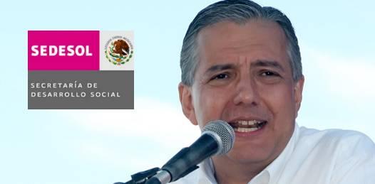 El Secretario de Desarrollo Social Heriberto Félix Guerra estará el día de mañana en la ciudad de La Paz en una visita de trabajo para inaugurar obra realizada a través de los distintos programas con que la instancia federal impulsada esquemas de desarrollo de las comunidades necesitadas del estado.
