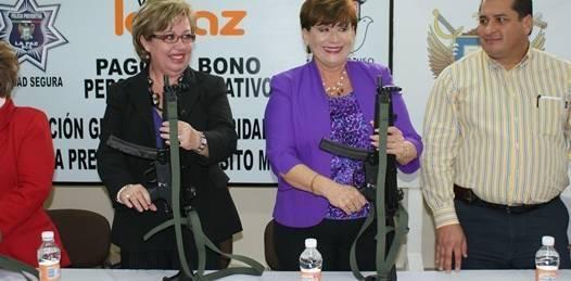 A Los Cabos y Comondú les corresponden cuatro millones de pesos a cada uno, y a La Paz cuatro millones 521 mil 155 pesos de acuerdo con un comunicado del secretariado.
