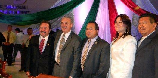 Toma posesión Antonio Agúndez como alcalde de Los Cabos