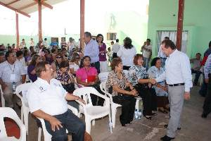 Cabos Antonio Agúndez Montaño, hizo un puntual pronunciamiento para que cada hombre o mujer que labora en las administraciones públicas, hagan un papel decoroso en bien de la ciudadanía.
