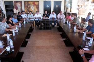 Colonos del Médano sostienen reunión de trabajo con las autoridades del XI Ayuntamiento.