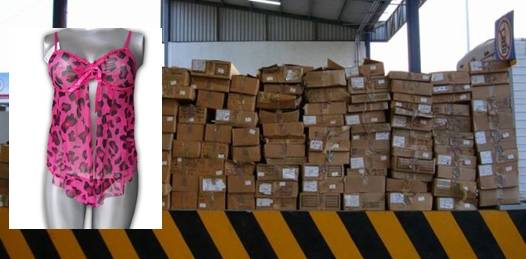 Asegura la Aduana un contrabando de… baby dolls