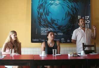 """Cine, música, pintura, fotografía, gastronomía, happening en """"Marearte"""""""