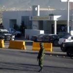 Casi al filo de las tres y media de la tarde de este lunes fue ejecutado en su oficina el Secretario de Seguridad Pública de Santa Catarina (Nuevo León).