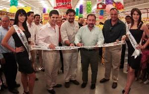 Inauguran tienda de autoservicio en la colonia Auroras