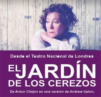 Esta adaptación a escena de El jardín de los Cerezos fue realizada por Andrew Upton, y dirigida por Stephen Howard Davies, director de teatro y televisión que desde el pasado 30 de junio encabeza el proyecto del National Theatre Live, sobre la obra de Chéjov.