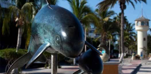 La campaña emplea un original manejo competitivo de la estadística como la que La Paz se destaca como la tercera ciudad con las tasas criminales más bajas comparándole no sólo con Baja California Norte sino con todas las ciudades del estado americano de California.