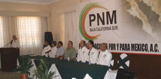 Este proyecto es EPN, ustedes saben qué significa: Enrique Peña Nieto. Que  indudablemente, PNM abandera este fenómeno.