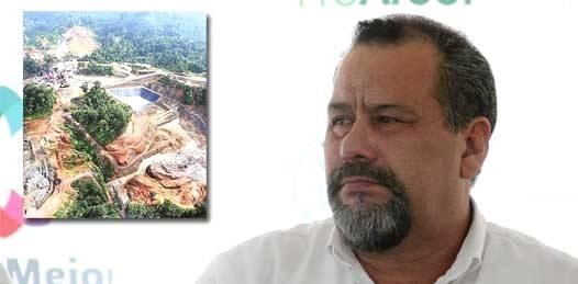 González Vizcarra ha explicado que existen diferencias entre autorizaciones, indicando que la Ambiental es con la única que cuenta la compañía, mas carece de la autorización Forestal y de Áreas Naturales Protegidas para realizar el trámite definitivo.