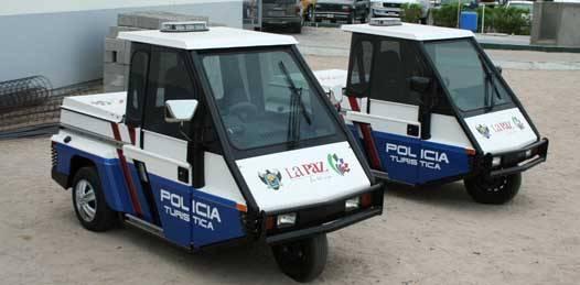 Por el momento serán dos vehículos los que circulen sobre el paseo Álvaro Obregón (malecón), desde la calle Márquez de León hasta El Molinito. Vázquez Pérez indicó que quizá reciban otra dotación de coches en el futuro.
