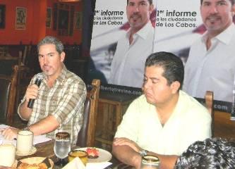 """""""Un impuesto más para la gente de Baja California Sur, no vendría a solucionar el problemas de las reservas ecológicas, se tiene que encontrar por parte del gobierno que las tiene bajo su cuidado, cualquier alternativa que involucre a las Organizaciones no gubernamentales y a la iniciativa privada""""."""
