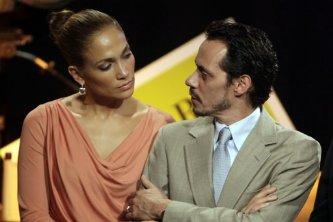 """Jennifer Lopez y Marc Anthony anunciaron el viernes su """"separación amistosa"""" después de siete años de matrimonio."""