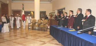 La nueva mesa directiva del Club Rotario 2011-2012, tiene como objetivo trabajar en beneficio de la comunidad y de los integrantes del Club.