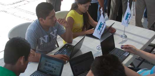 Aumenta la cobertura de sitios con WiFI en La Paz