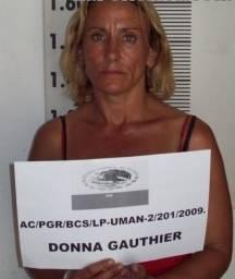 Donna Gauthier.