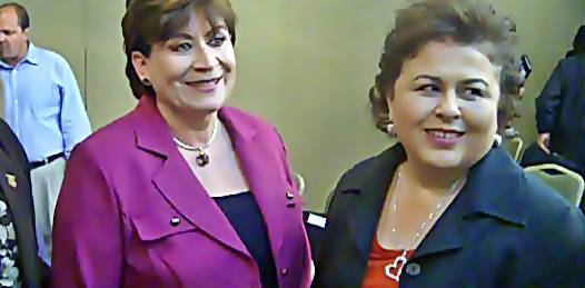 No tiene elementos legales para denunciar a Rosa Delia, acepta la alcaldesa
