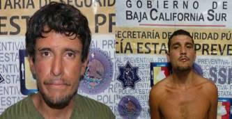 Obet Aminadaf  Oard Martínez y Francisco Eduardo Cota Green.
