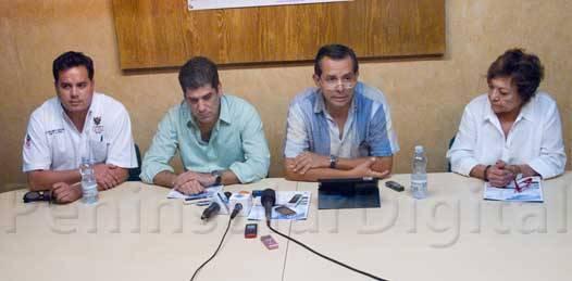 """Presenta EMPRHOTUR la """"Campaña de concientización turística de La Paz"""""""