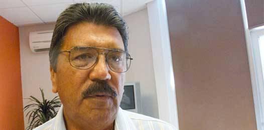 """""""Sí hay carencias"""", comentó Francisco Martínez Mora, arguyendo que poseen  una nómina muy alta, de 3,600 trabajadores, además de deudas, como los 650 millones de pesos """"de pasivo que recibió el ayuntamiento""""."""