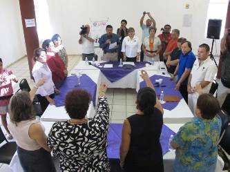Tomaron protesta integrantes del Consejo Ciudadano del Instituto Municipal de la Mujer