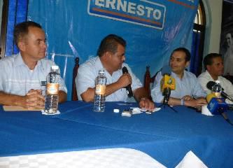 """México hoy es un mejor país que hace doce años y aún nos falta mucho por hacer, expresó Ernesto Cordero. """"Por eso es muy importante tener muy claro hacia dónde vamos, mantener el rumbo y con un proyecto de nación que le de estabilidad y garantías a los mexicanos de lograr una vida mejor""""."""