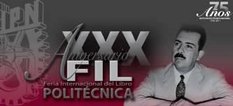 Inicia el próximo sábado la Feria Internacional del Libro Politécnica