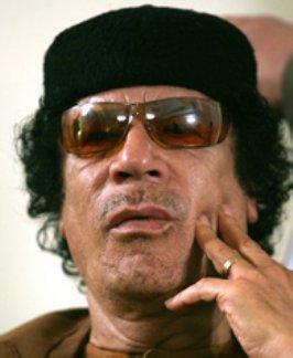 """""""La resistencia y el martirio son para los héroes. Nosotros estamos esperando el martirio. No se pongan tristes, no se debiliten, porque la victoria requiere de paciencia"""", dijo Gadafi en su mensaje, dirigido a la tribu warfalla, que representa casi una sexta parte de la población total de Libia, de seis millones de habitantes."""