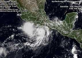huracanhillary