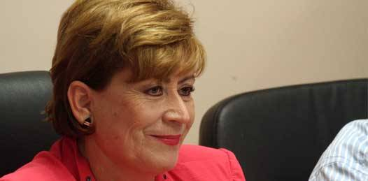 """""""Estamos económicamente muy mal"""", dijo Rosa Delia Cota Montaño, refiriéndose a las finanzas del sol azteca, indicando que se encuentran en la creación de un comité financiero que logre recuperar la estabilidad del PRD."""